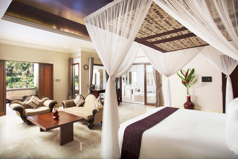 Viceroy Bali's Pool Suite interior
